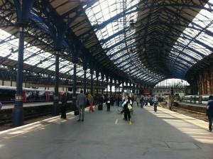 Brighton Station interior pre-makover