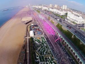 Brighton Colour Run by Marc Pinter-Krainer