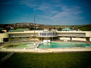Saltdean Lido taken in 2003 by John Shepherd on Flickr