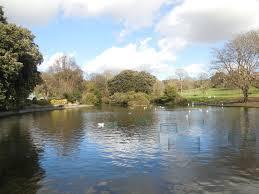 queen's park poind