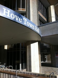 Hove Town Hall 1
