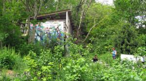 Moulsecoomb Forest Garden