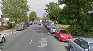 Preston Drove. Image taken from Google Streetview
