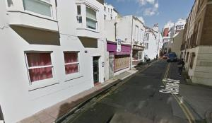Steine Street. Image taken from Google Streetview