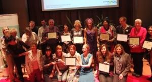 Community Works Sector Stars Awards winners 2014