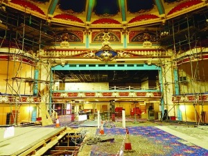 Hippodrome Brighton interior