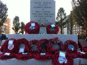 Hove cenotaph