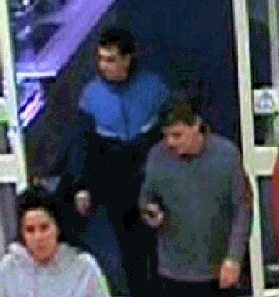 CCTV OAP cash raid