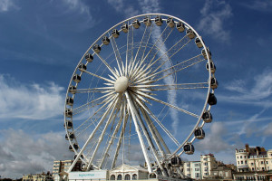 Brighton Wheel by Bex Walton on Flickr
