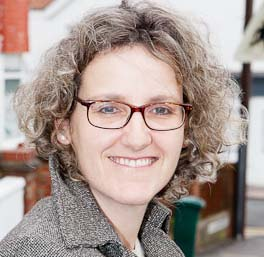 Councillor Christina Summers