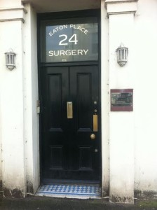 Eaton Place Surgery closed last year