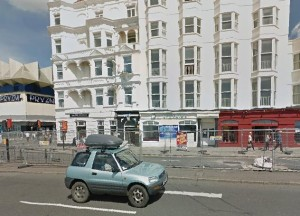 King's Road. Picture taken from Google Streetview