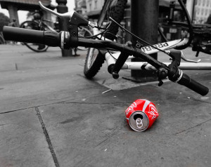Picture of litter by Beverley Goodwin on Flickr