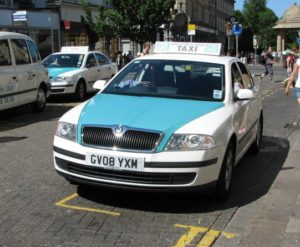 A Brighton taxi by Mic on Flickr