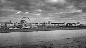 Aman Kapoor's picture of Brighton beach