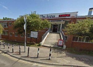 The Argus offices in Crowhurst Road, Hollingbury. Picture taken from Google Streetview