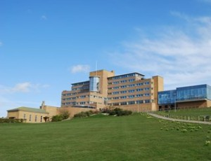 Blind Veterans UK's centre in Ovingdean
