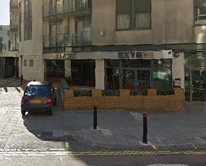 Oxygen in West Street. Image taken from Google Streetview