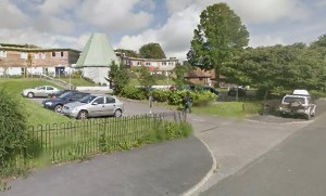 The Broadway, Whitehawk. Picture taken from Google Streetview.