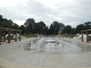The Level fountains. Picture from www.geograph.org.uk