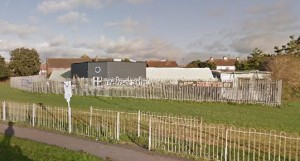 Fishersgate Community Centre. Picture taken from Google Streetview