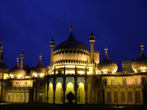 Brighton Pavilion by Tomas Maltby on Flickr