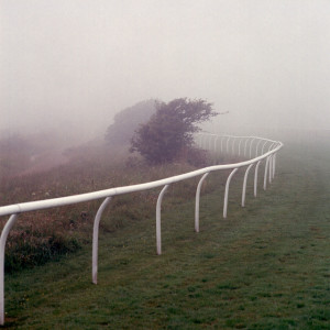 Brighton Racecourse in the mist by tubb on Flickr