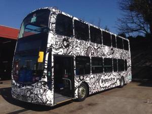 Fringe Bus by Julian Caddy