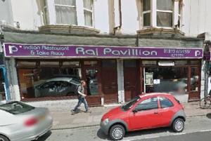 Raj Pavilion in Preston Road. Picture taken from Google Streetview