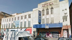 The Astoria - image taken from Google Streetview