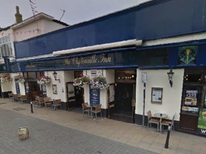 The Cliftonville Inn. Image from Google Streetview.