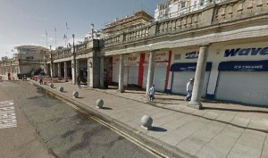 Madeira Drive. Image from Google Streetview