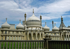 Brighton Pavilion by Duncan Harris on Flickr