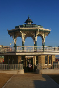 Brighton bandstand by jelm6 on Flickr