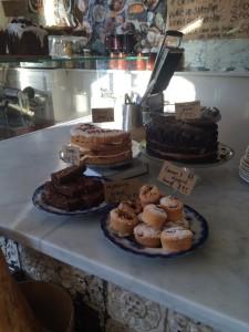 Marmalade cakes