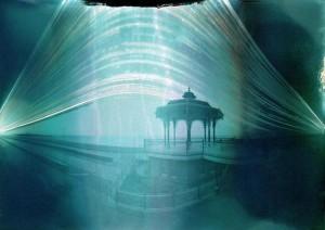 Nick Sayers bandstand