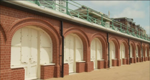 Seafront arches