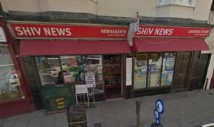 Shiv News. Image taken from Google Streetview