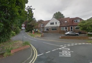 Valley Drive. Image taken from Google Streetview