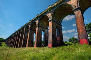 Balcombe Viaduct by Steve Slater on Flickr