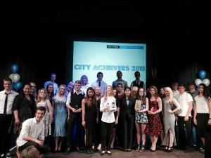 City College - City Achievers Awards 20150701