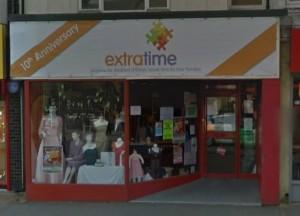 Extratime shop