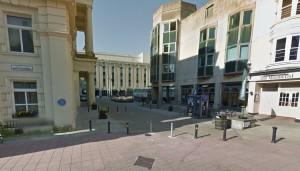 Bartholemew Square. Image taken from Google Streetview
