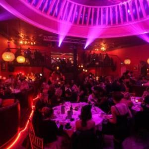 Inside the Proud Cabaret Brighton