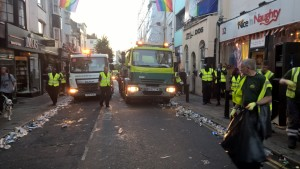 St James Clean Up
