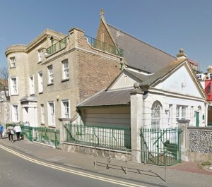 St Joseph's Care Home, Kemp Town. Image taken from Google Street View