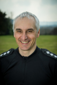 Chief Inspector Dave Padwick