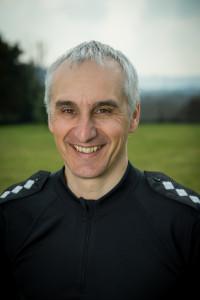 Chief Inspector Dave Padwick