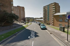 Grove Hill, Brighton. Image from Google Streetview