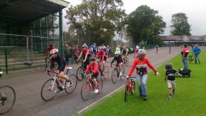 Save velodrome ride